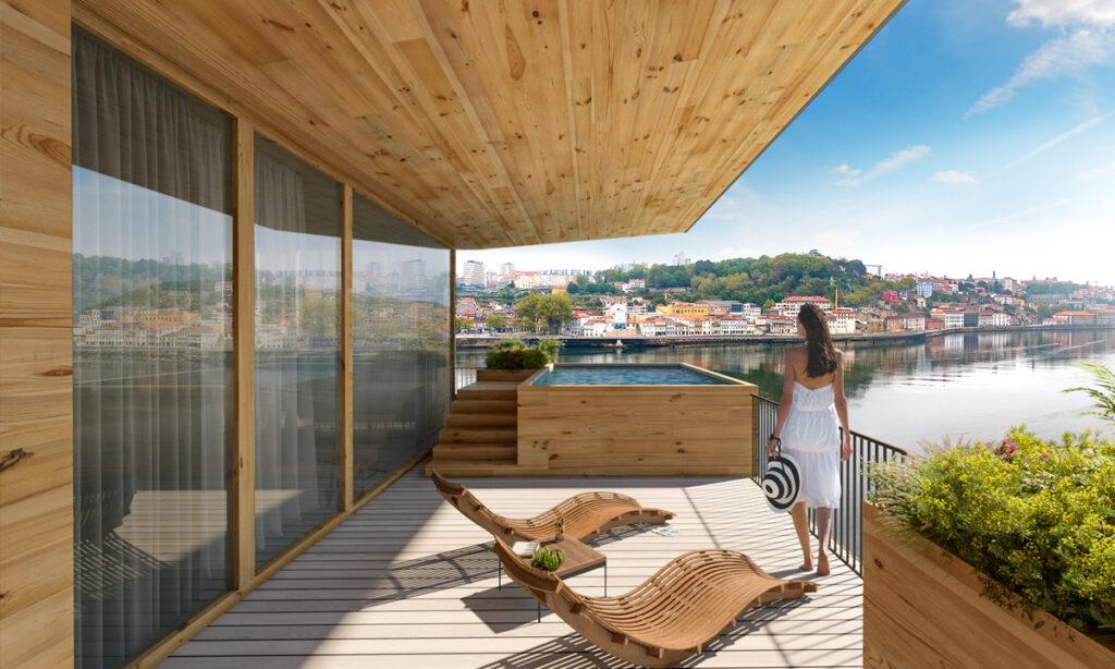 Thomas & Piron au Portugal - Porto Habitar Gaïa